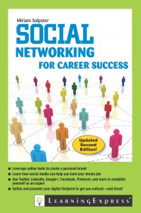 Social Networking for Career Success New Cover