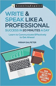 Write & Speak Like a Professional: Success in 20 Minutes a Day