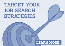 Target Your Job Search Strategies